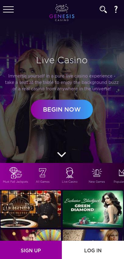 genesis-live-mobile