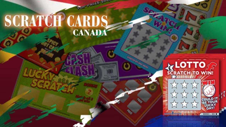Canadian Scratch Card