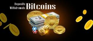 How to Deposits and Withdrawal with Bitcoins