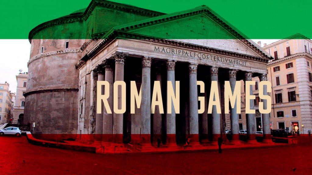 Gambling in old Rome
