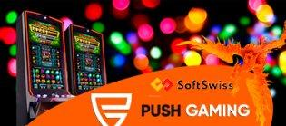 Push Gaming makes a game framework partnership with SoftSwiss