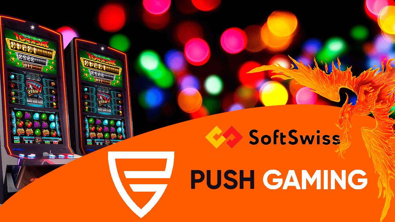 SoftSwiss and Push Gaming