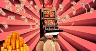 BEST payout online slot machines